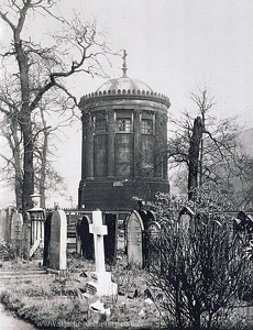 Huskisson Monument, 1942