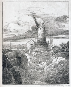 Quarry and Windmill, 1773