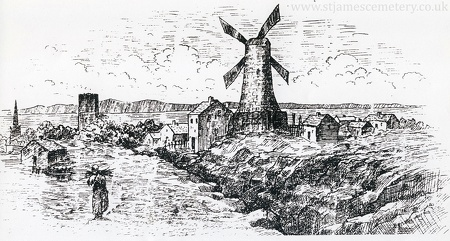 Quarry and Windmill
