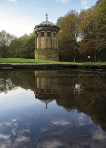 Huskisson Monument Reflection, 2017