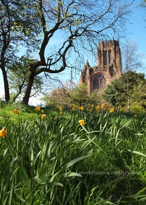 St James' Mount & Liverpool Cathedral, 2013
