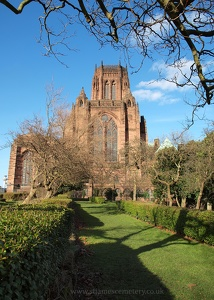 St James' Mount & Liverpool Cathedral, 2014
