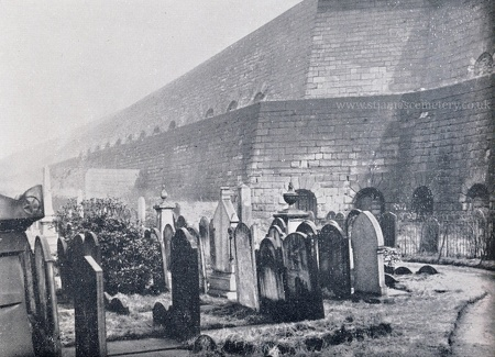 St James' Cemetery, c.1955